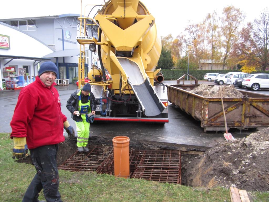 preise für fundamentbau werbeturm werbemast werbeturm24-19