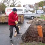 preise für fundamentbau werbeturm werbemast werbeturm24-23