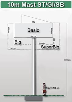 10m-mast-Pflug-preise-fuer-werbeturm24-werbemast