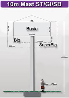 10m-mast-preise-fuer-werbeturm24-werbemast