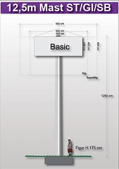 12,5m-mast-preise-fuer-werbeturm24-werbemast