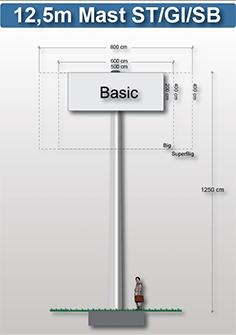 12,5m-mast-rechteckig-preise-fuer-werbeturm24-werbemast