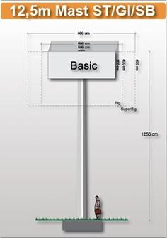 12,5m-mast-viereckig-preise-fuer-werbeturm24-werbemast