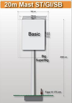 20m-mast-viereckig-preise-fuer-werbeturm24-werbemast