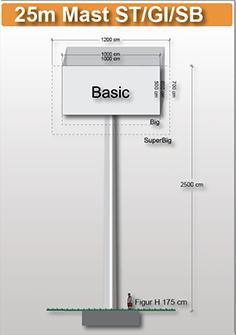 25m-mast-viereckig-preise-fuer-werbeturm24-werbemast